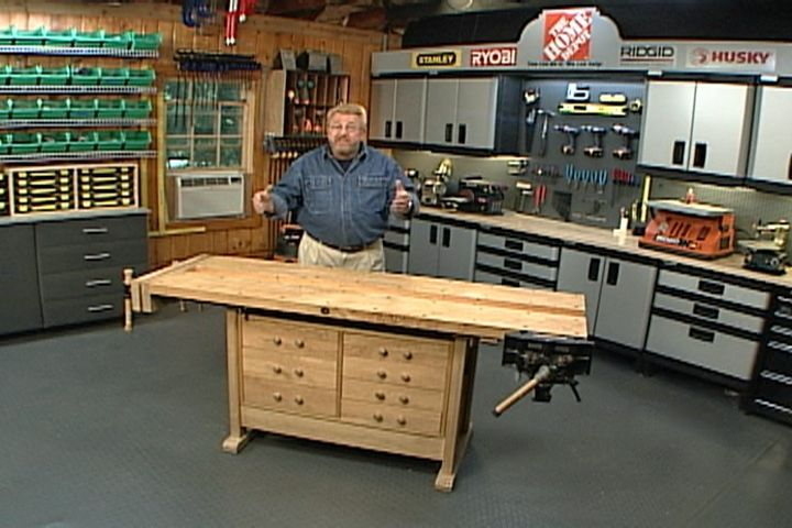 convert your garage into the ideal diy workshop with a