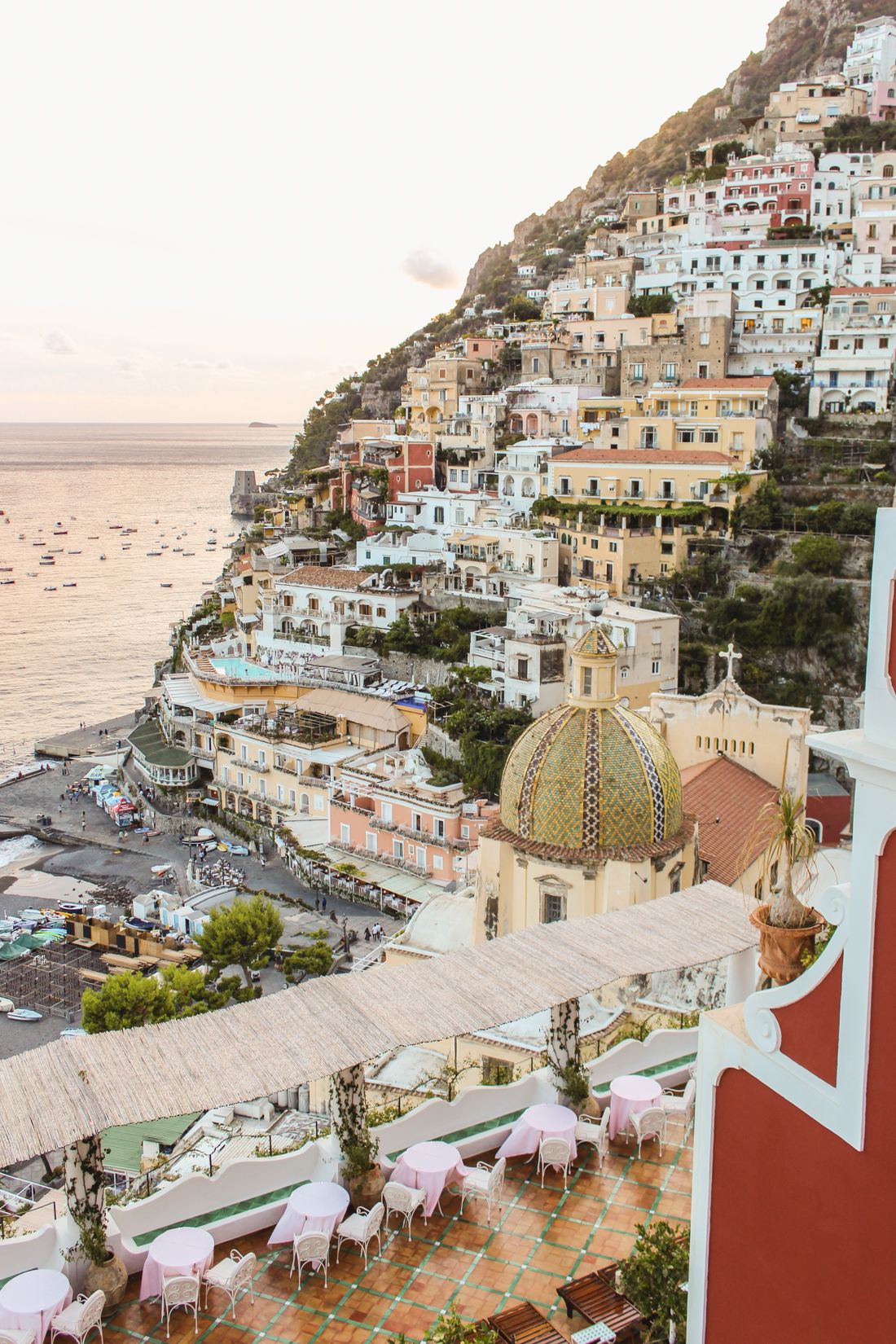 Where to Stay in Positano Travel Inspiration