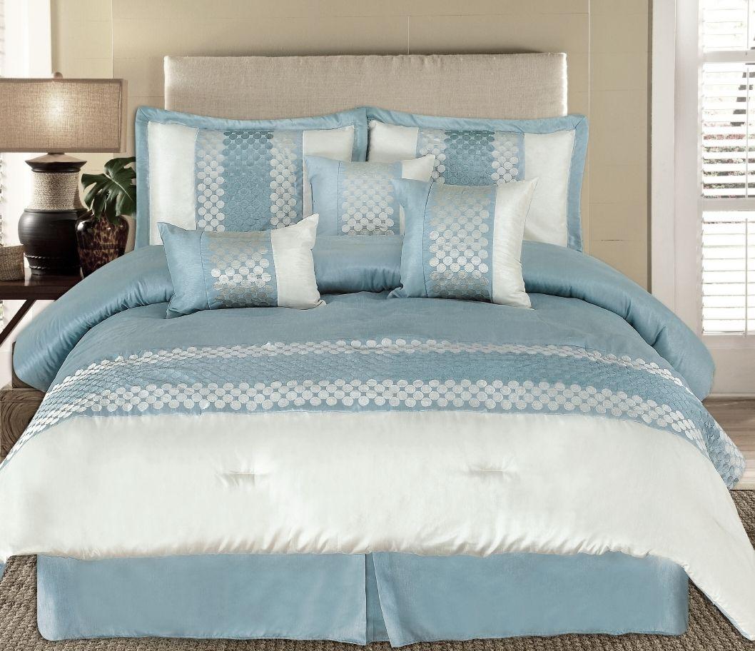 Light blue bedding - Explore Light Blue Bedding Blue Comforter Sets And More