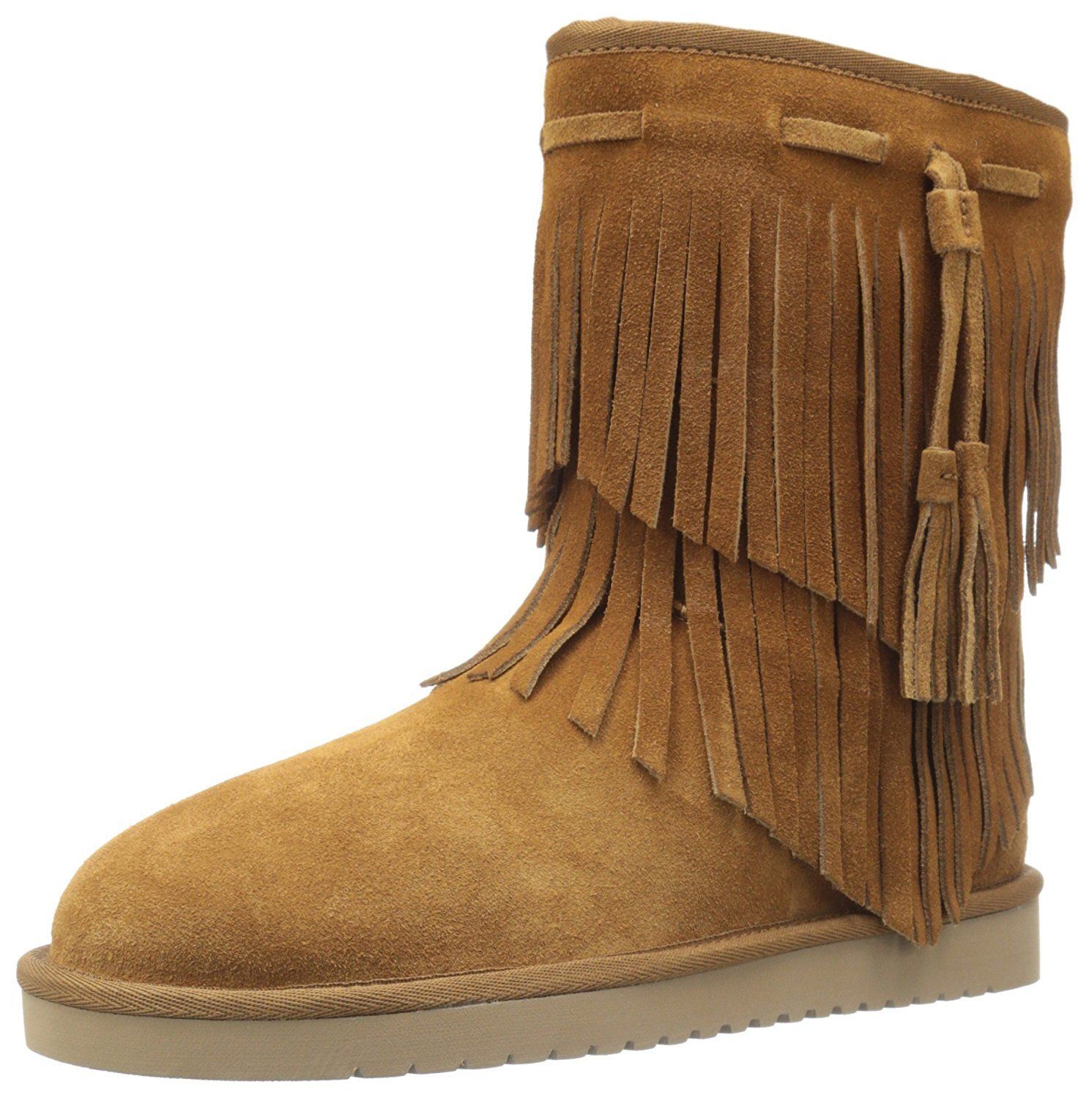 Women's Cable Winter Boot