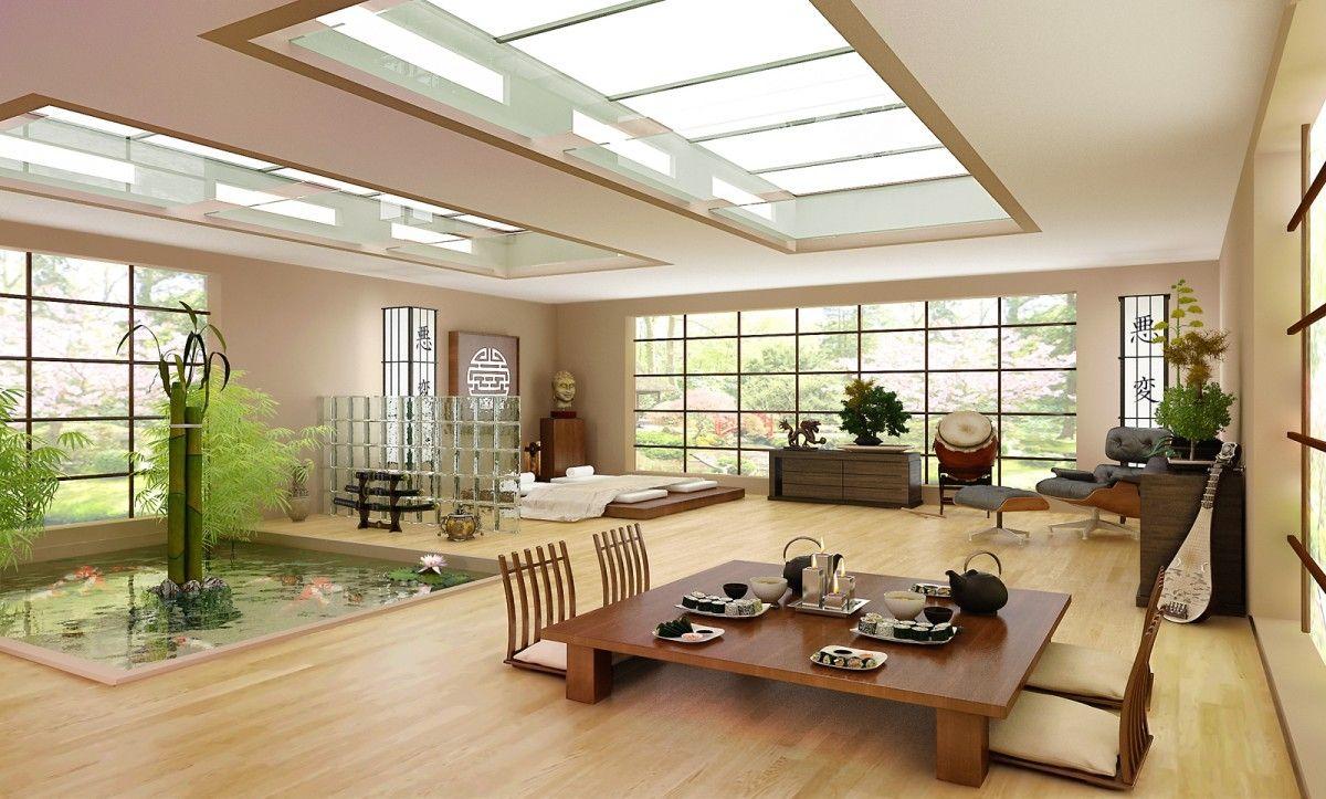 Amazing Japanese Interior Design Idea 72 Living Room Japanese Style Japanese Living Rooms Japanese Living Room Decor