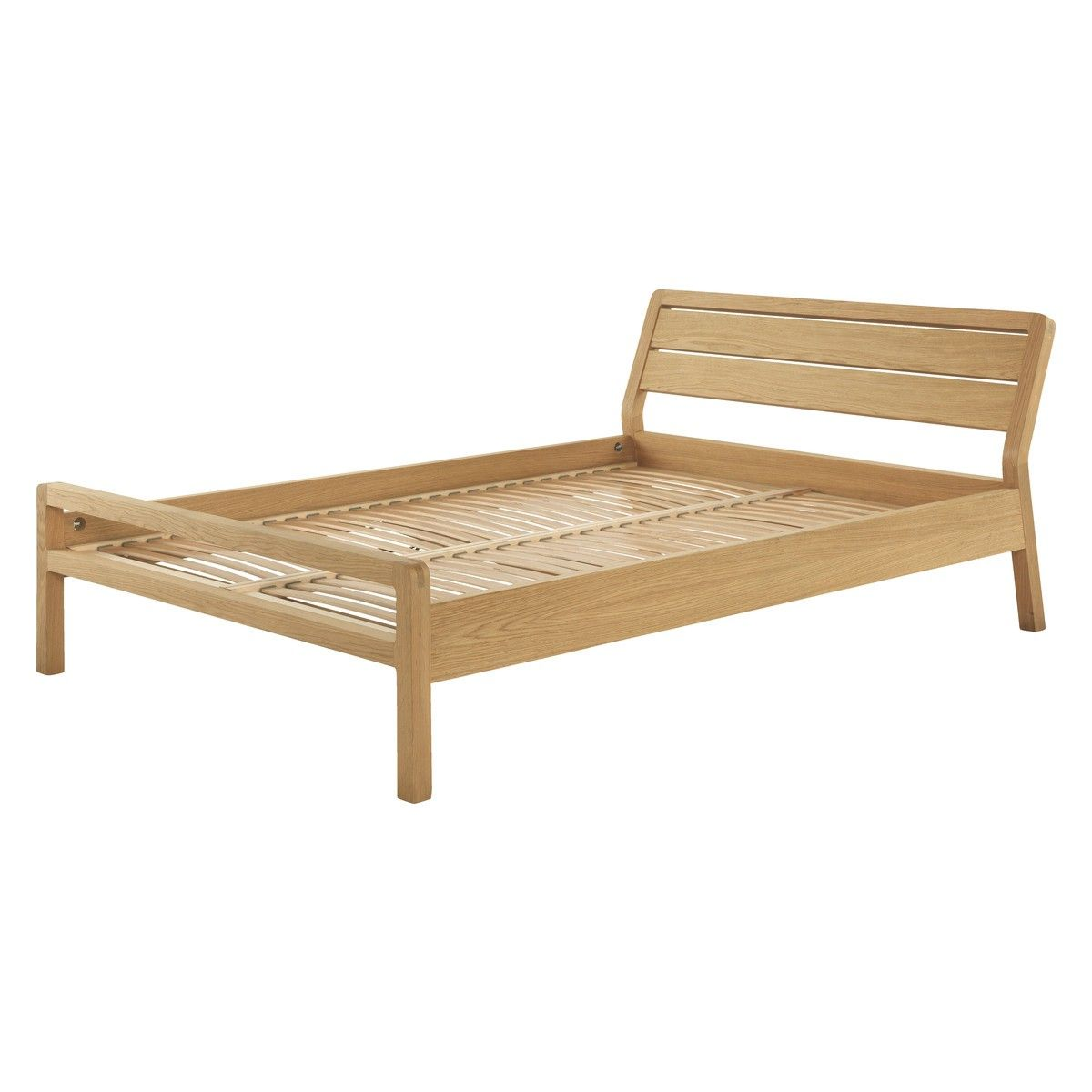 radius oak uk double bed 135cm boys bedrooms pinterest double