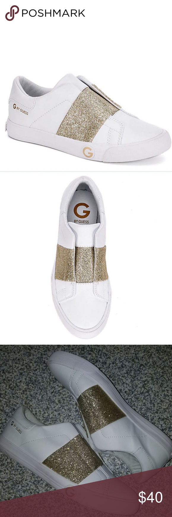G BY GUESS WOMENS ONNER White gold