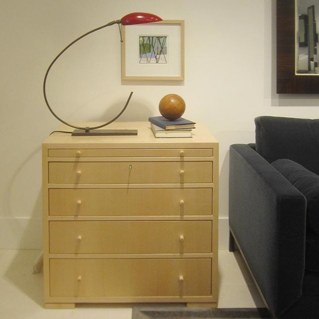 New Japanese Bedside Table