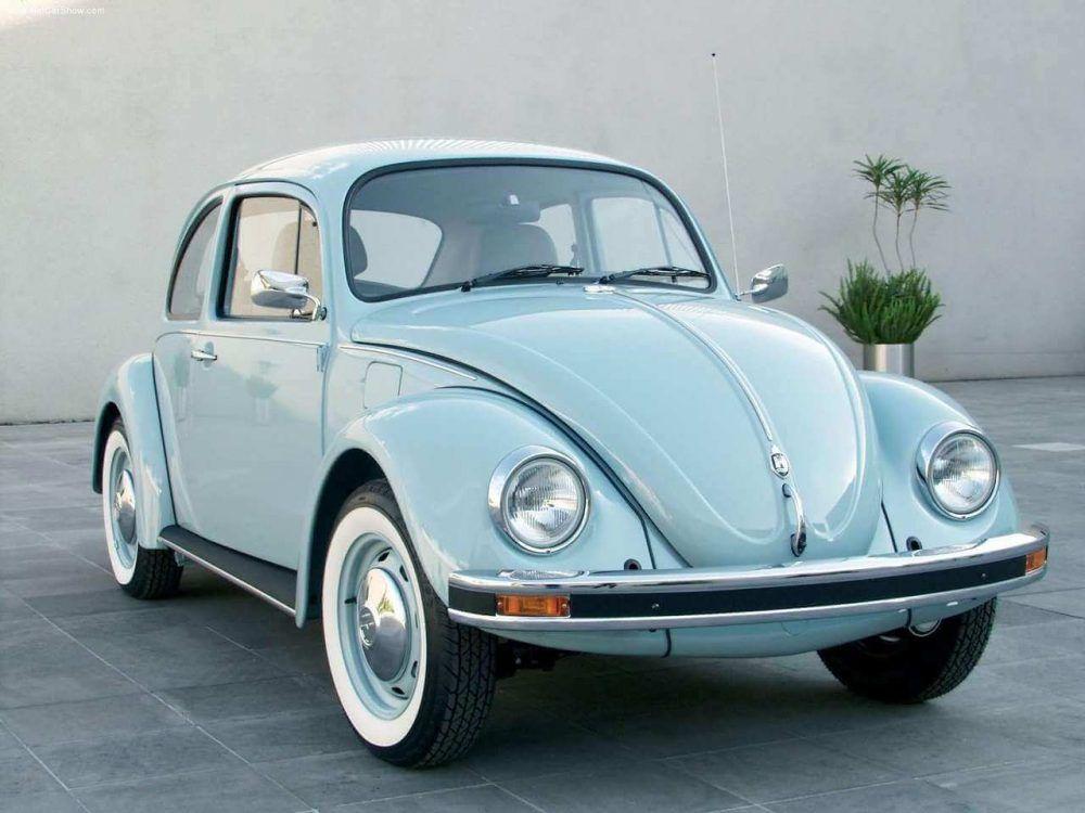 Cute Beetle Classic Car 3D model for Download | CGSouq.com