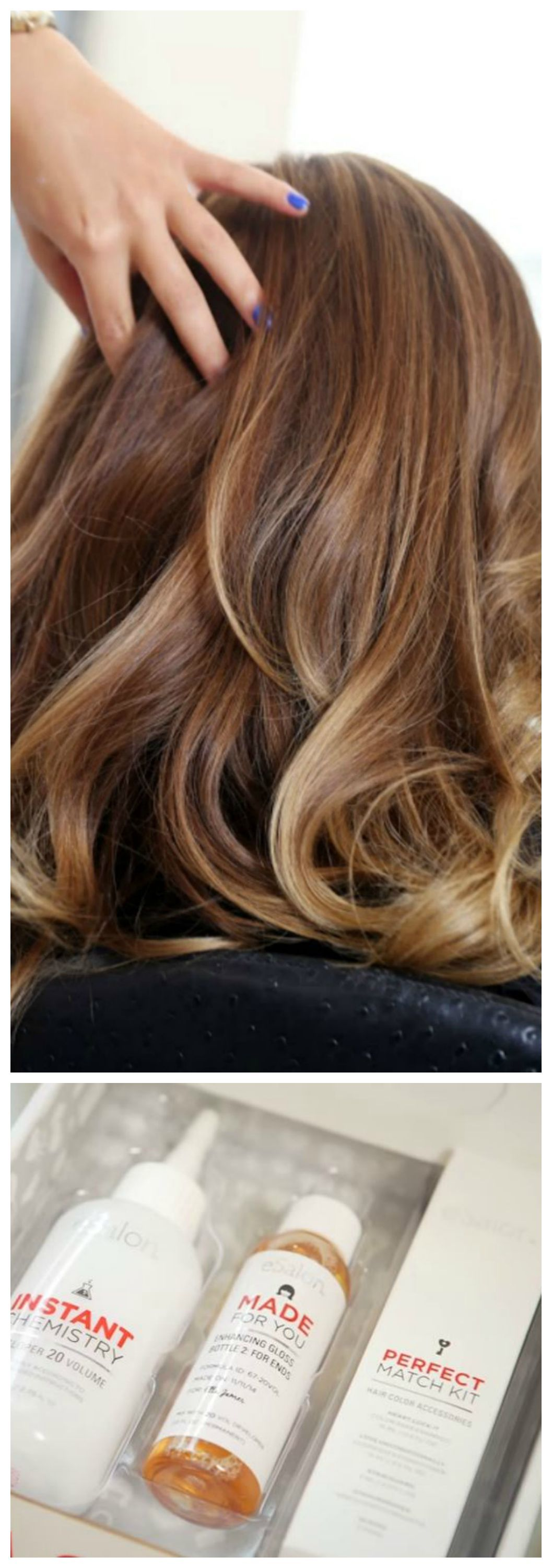 Need a hair color touch up before you head back to school this Fall