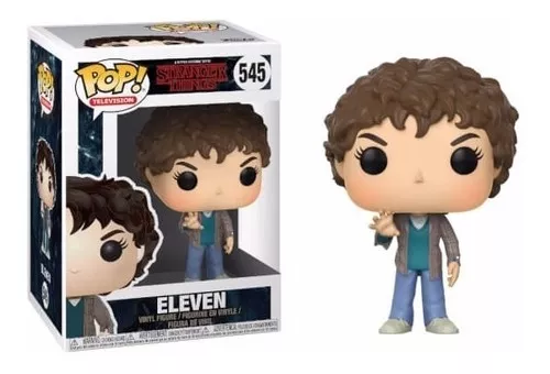 Funko Pop Television Stranger Things Eleven 545 R