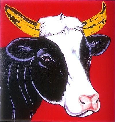 Vaca (red) By Antonio de Felipe