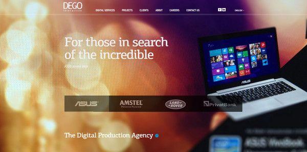 website design background
