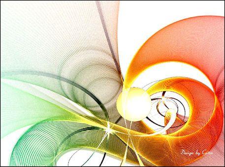 - BILD KLICKEN - Digital Fraktal Schwungvoll 2 ist bei Fraktale Kunst in Artflakes als Poster,Kunstdruck,Leinwand oder Gallerydruck zu bestellen.Bilder für alle Wohnwände wie Wohnzimmer, Büro, Flur, Schlafzimmer oder auch für eine Praxis. Mit Apophysis entstehen schöne Bilder in Digital Art.Das ist Digitale Kunst in Fineartprint. - Auch auf meiner Homepage - www.bilddesign-by-gitta.de - unter Meine Shops - Artflakes zu finden.