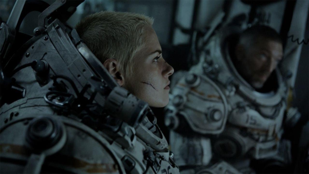 Kristen Stewart Faces Deep Sea Terrors In Underwater Trailer Film Sinema Bilim Kurgu