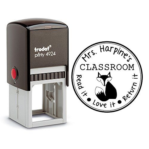 Fox Self Inking Stamp From the Library of Teacher Gift Cu... http://www.amazon.com/dp/B01DB3PT5I/ref=cm_sw_r_pi_dp_ozMoxb0WKEPXE