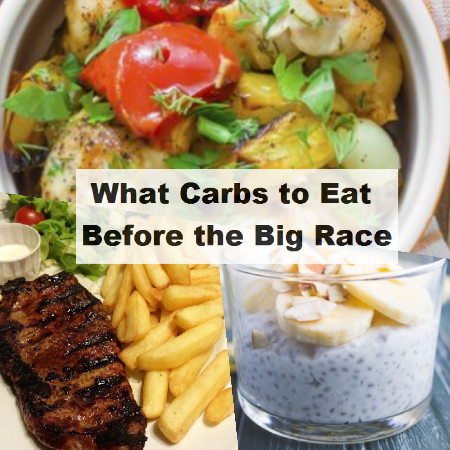 What Carbs to Eat Before the Big Race Eat, Clean recipes