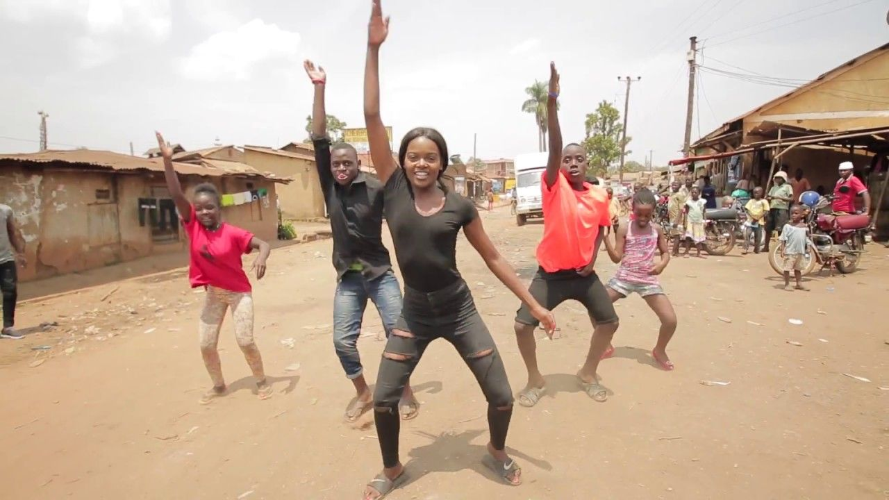 Sherrie Silver Marimba Rija Remix Dance Choreography ft Triplets