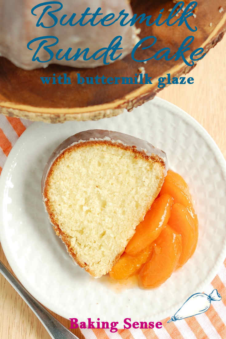 Buttermilk Bundt Cake With Buttermilk Glaze Recipe Bundt Cake Delicious Cake Recipes Just Cakes