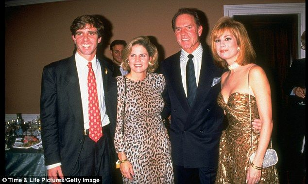 Michael kennedy victoria gifford kennedy frank and for Frank and kathie lee gifford wedding