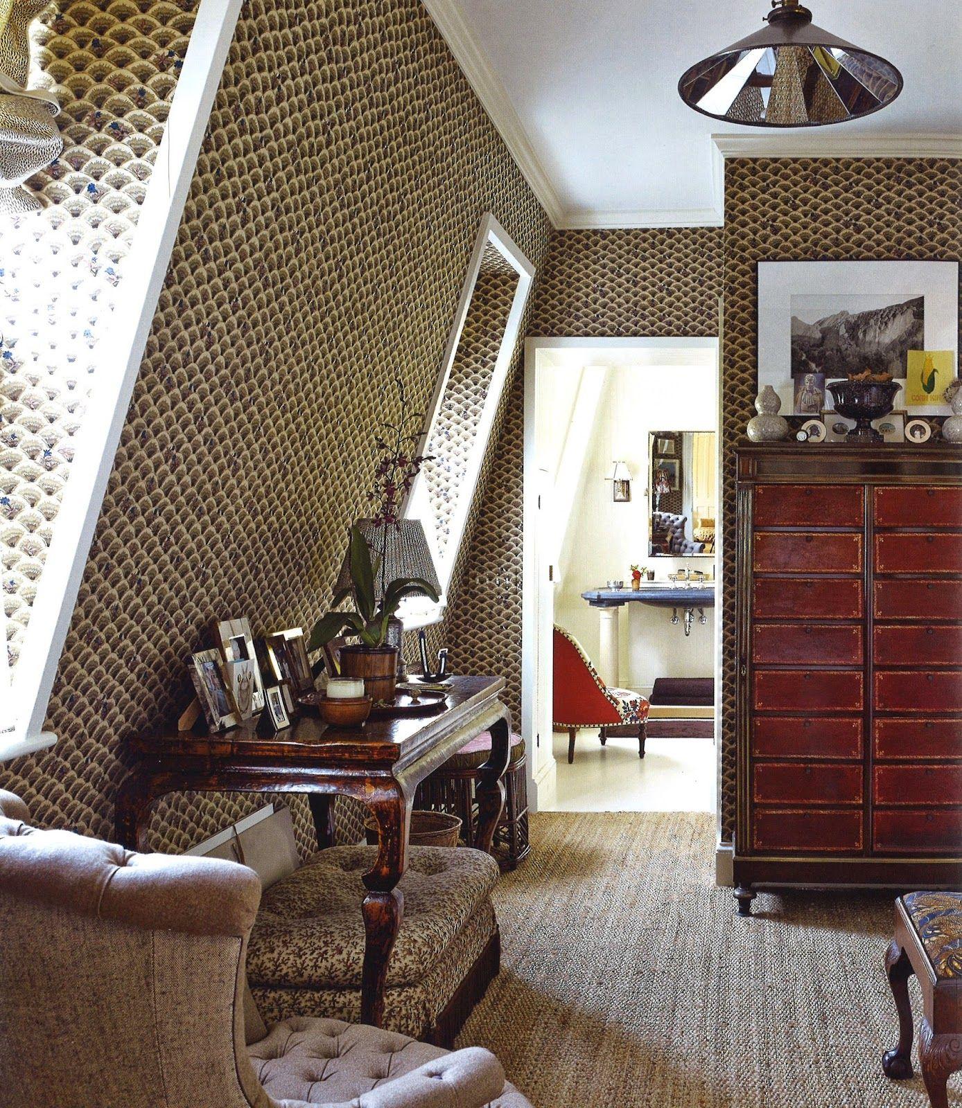 Markham Roberts dressing room via architect design™