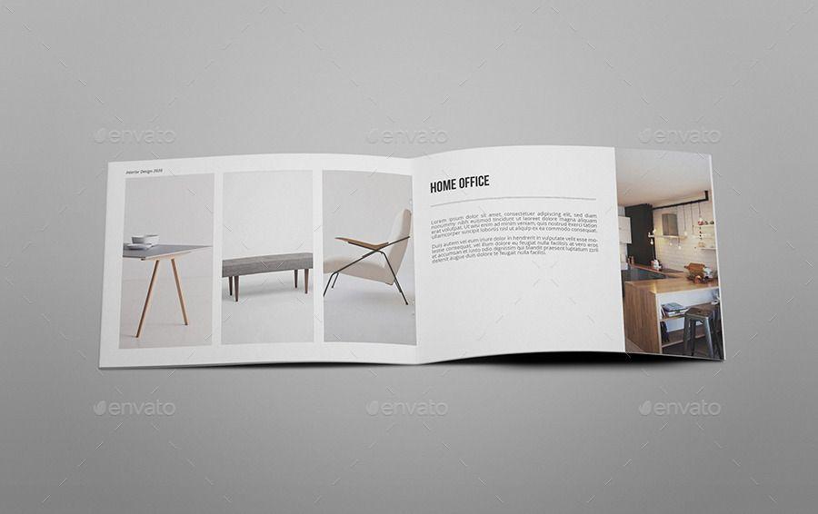 A5 - Interior Design Brochure Catalog #Ad #Interior, #SPONSORED, #Design, #Catalog, #Brochure