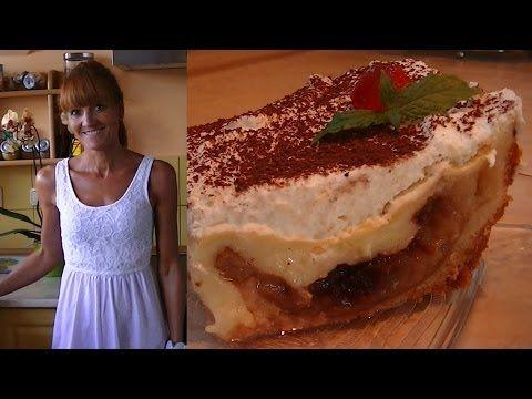 Ciasto Fantazja Jablkowa Apple Cake Kuchniarenaty Youtube