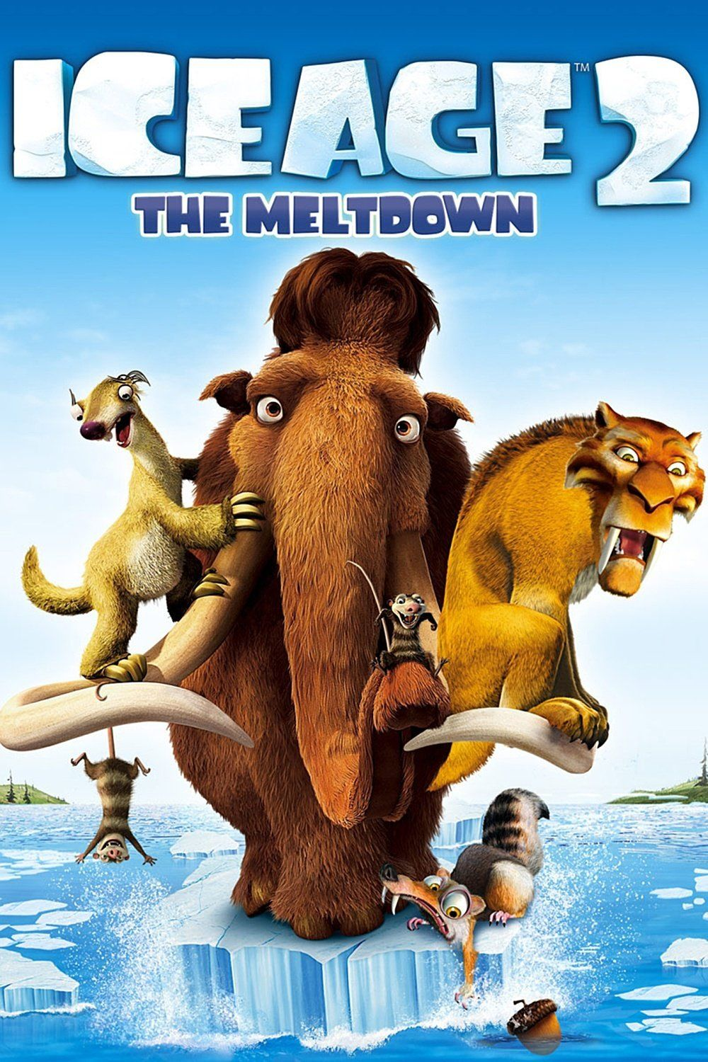 Ice Age 2 The Meltdown  Movies Seen  Ice Age, Movies -2251