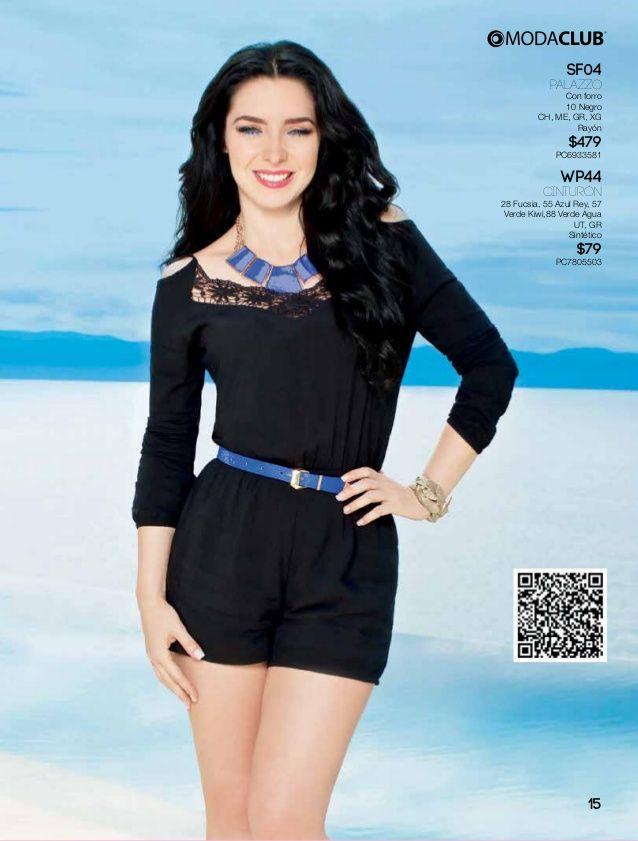 fd59fb8a543 Catalogo moda club linea primavera verano 2015 ariadne diaz ...