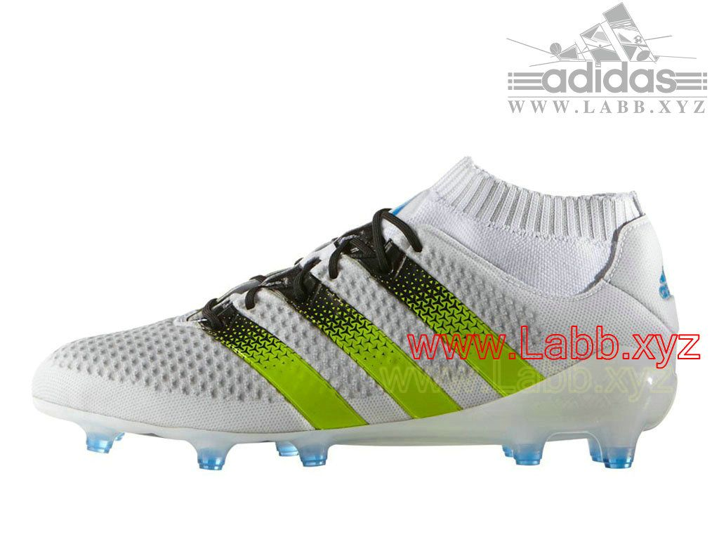 Adidas Homme Football Chaussure ACE 16.1 Primeknit terrain