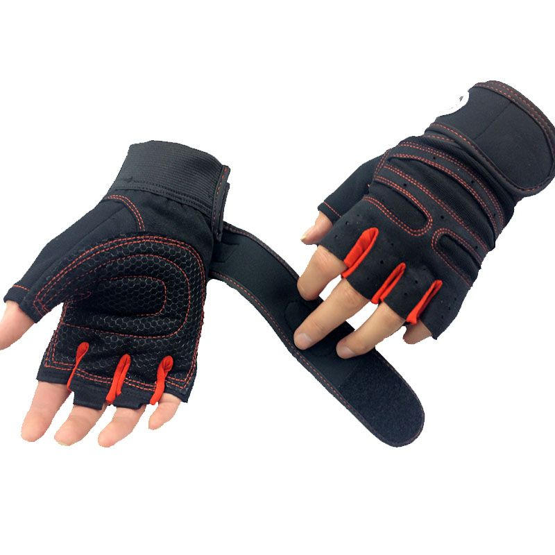 Emerge Fitness Crossfit Gloves: Best Price Brand Strong Fitness Gloves Power Luvas Fitness