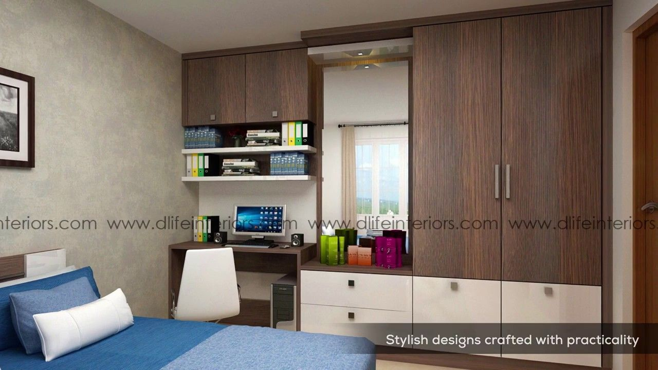 Best Latest Modern Bedroom Wardrobe Designs For Contemporary 400 x 300