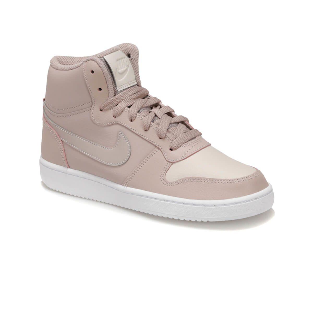 Nike Nike Wmns Nike Ebernon Mid Lila Kadin Sneaker Flo Ayakkabi Sneaker Nike Kadin