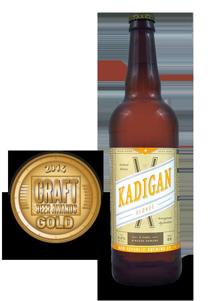 Kadigan Blonde Gold again! | Beer design, Craft beer, Beer