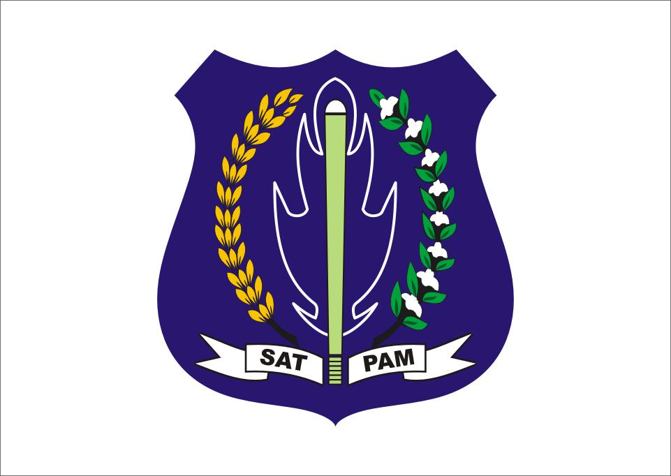Logo Satpam Vector Free Logo Vector Download Desain Logo Desain Gambar