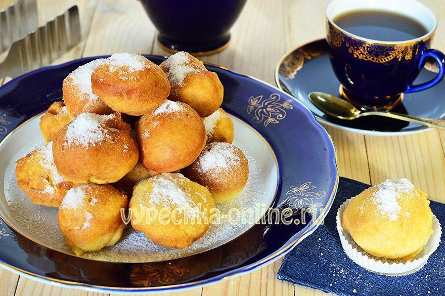 выпечка с сгущенкой рецепты с фото