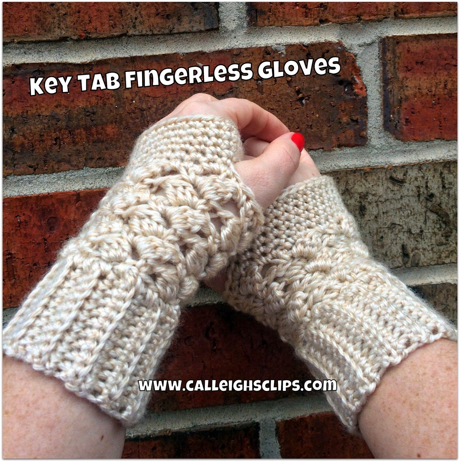 Calleigh\'s Clips & Crochet Creations: Teacher Gifts - Fingerless ...