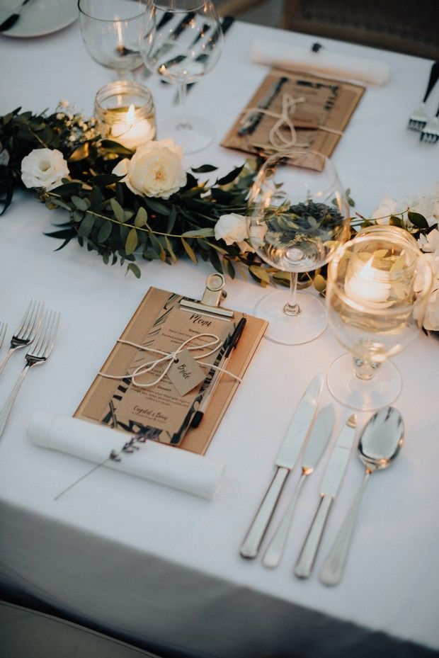 A Dreamy Destination Wedding by Glamour Algarve We