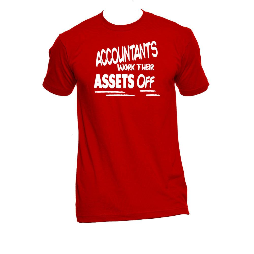 4c411eab Funny Shirt For Accountants - Funny Shirts - CPA Gifts - Humor Tees -  Birthday Gifts