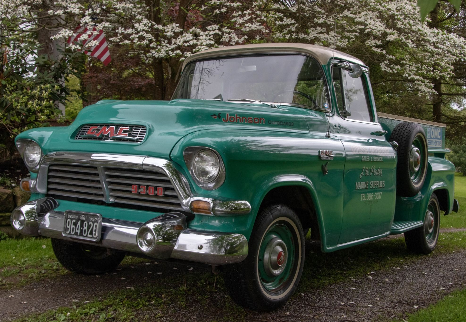 1957 Gmc 9300 Pickup Pickups For Sale Gmc Classic Cars Online