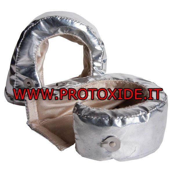 coperta termica turbocompressore semirigida cuffia al prezzo di