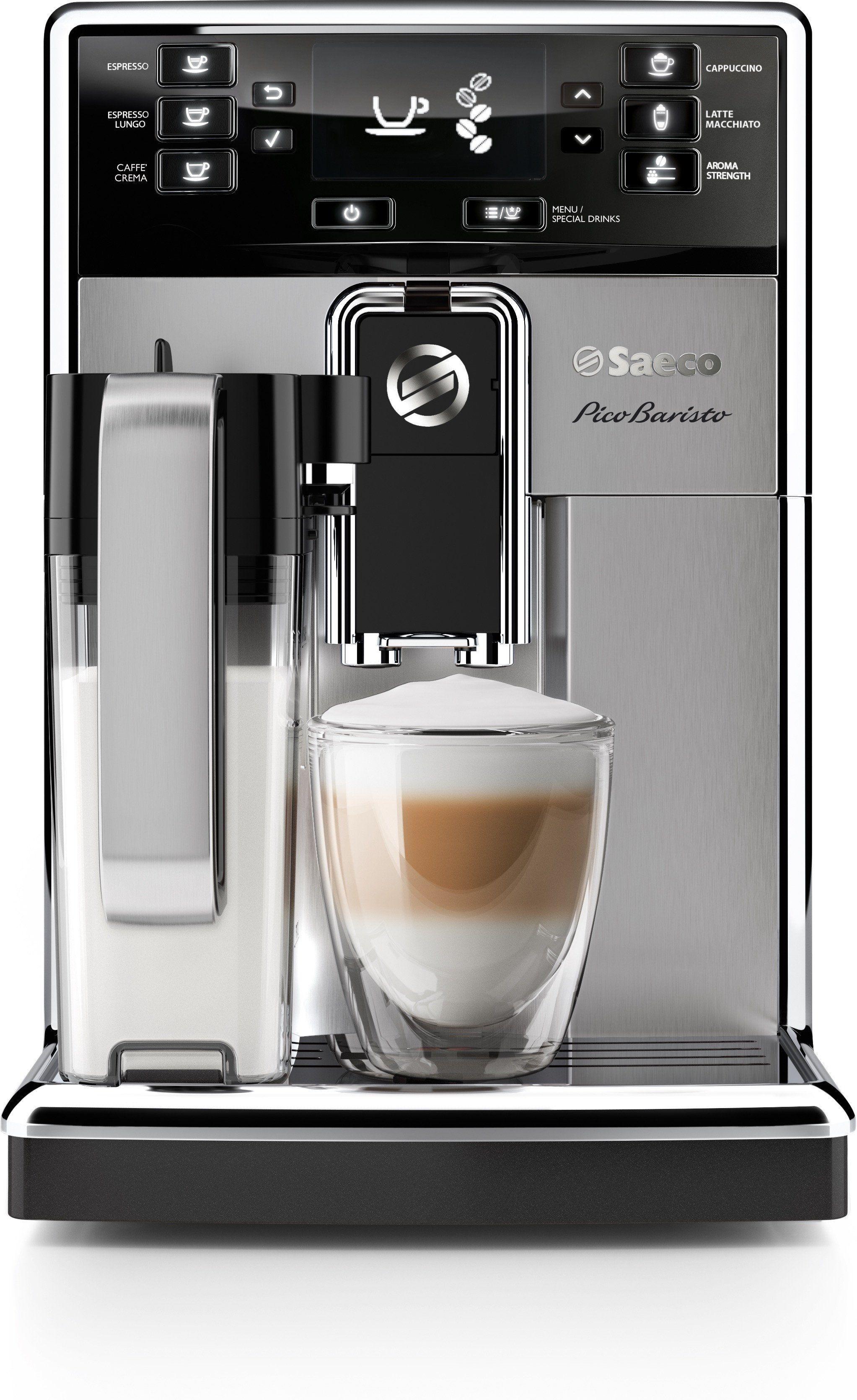 Refurbished Saeco PicoBaristo e Touch Cappuccino HD8927 47