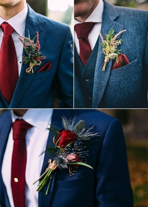 20 Trending Groom's Suit Ideas for 2019 Weddings - EmmaLovesWeddings