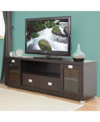 Tv Stands Dark Brown
