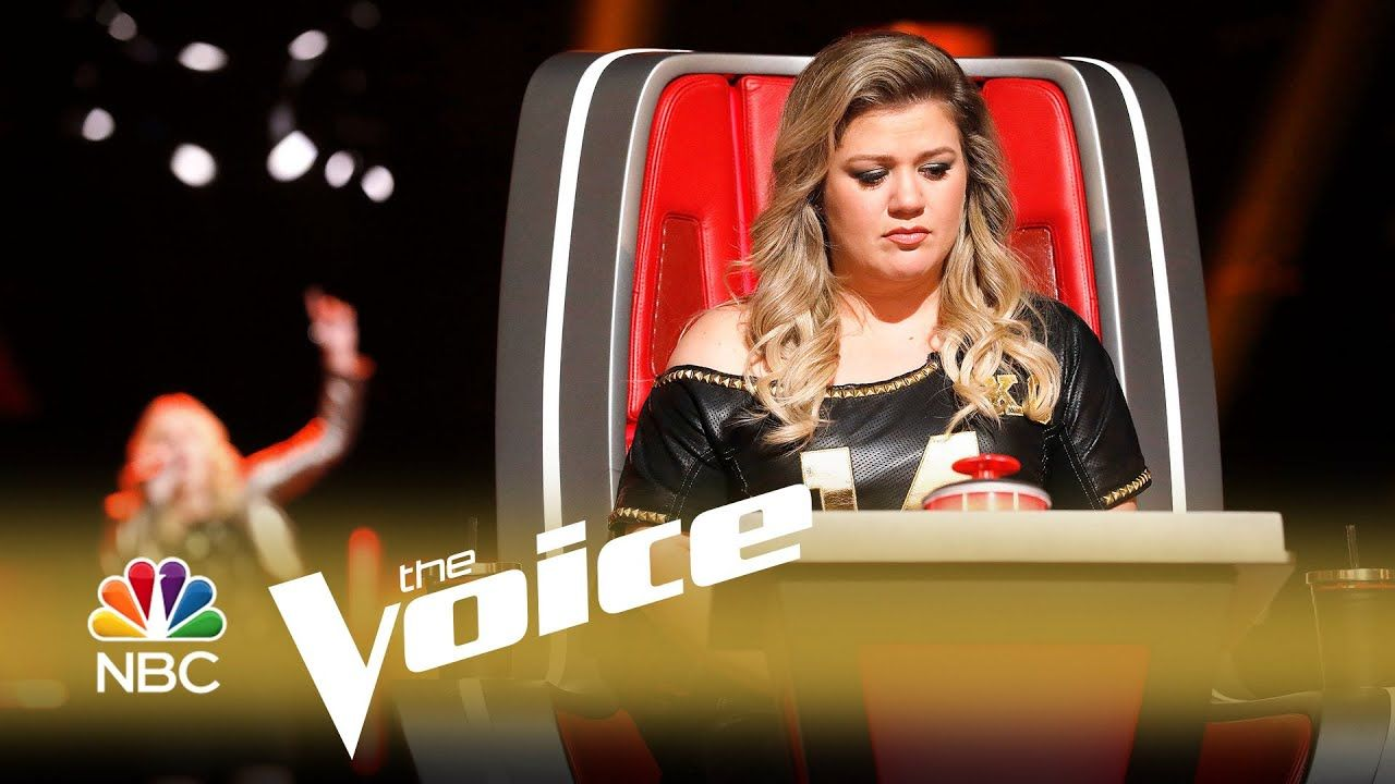 The Voice 2018 Never Underestimate the Power of Kelly