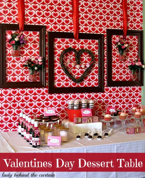Beautiful Valentine Day Decoration Ideas