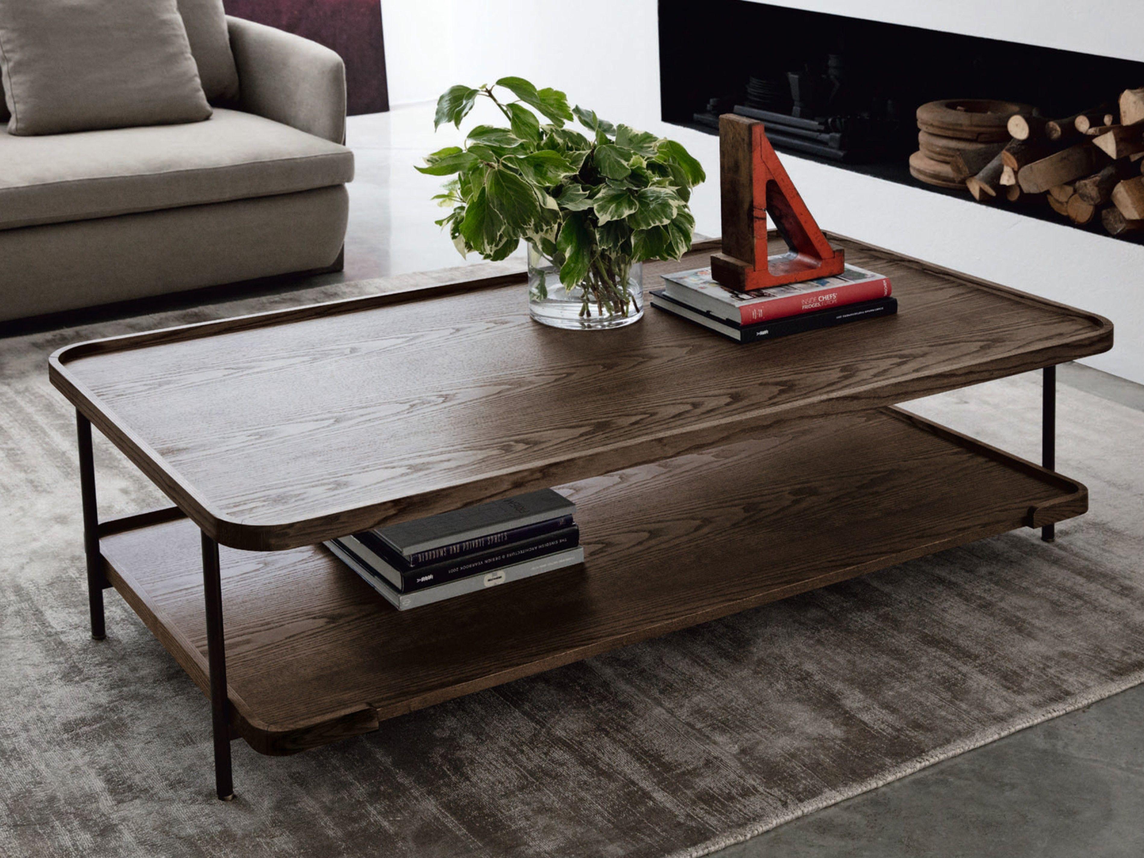 Koster Rectangular Coffee Table By Porada Design Staffan Tollgard [ 2848 x 3796 Pixel ]