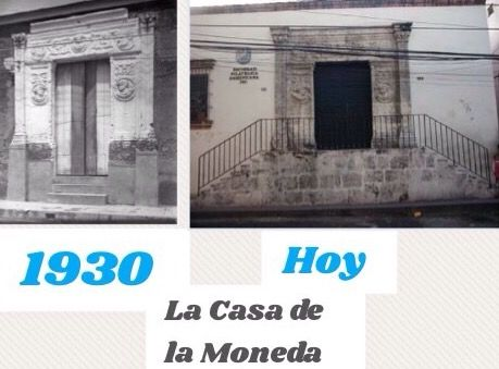 La Casa De La Moneda Latin America America Portal