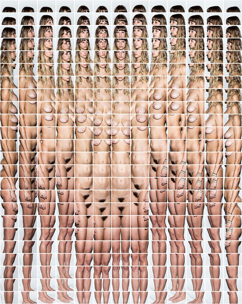 Marco Castelli The Big Nudes - L\'Oeil de la Photographie | JOHN ...