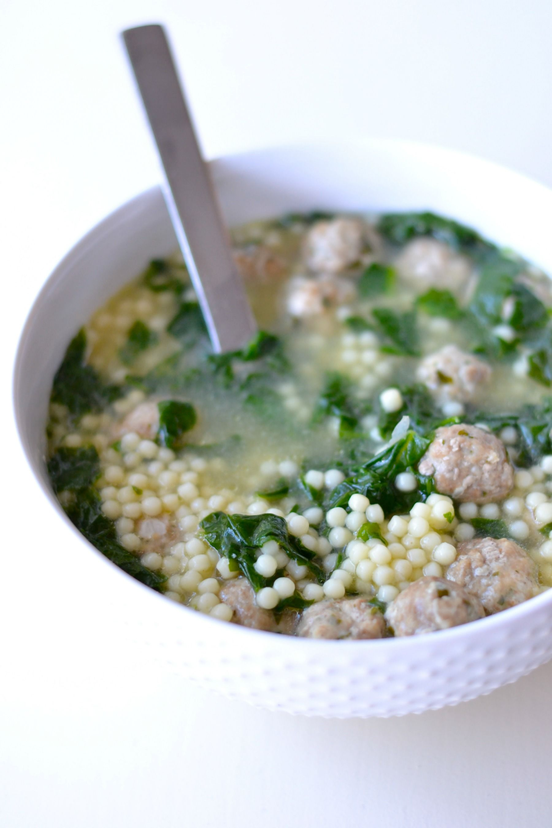 Italian wedding soup Recipe Italian wedding soup
