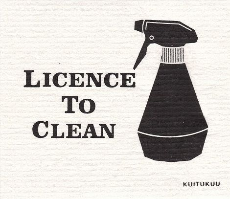 3,50e Licence to clean