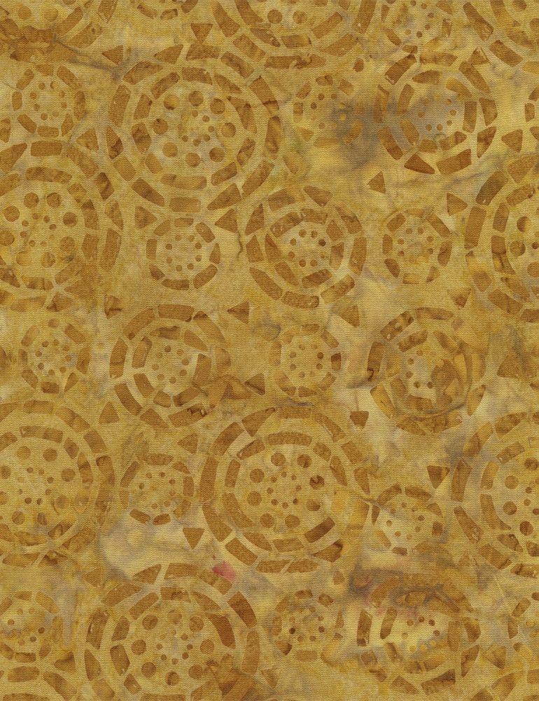 Tonga Buttons Flax - B4013