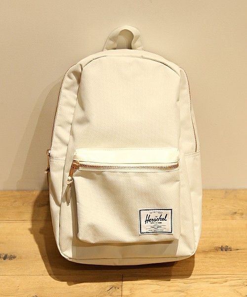 And A KOMONO(アンドエーコモノ)のSETTLEMENT 21L (HERSCHEL×And A)【一部予約商品】(バックパック/リュック)|詳細画像