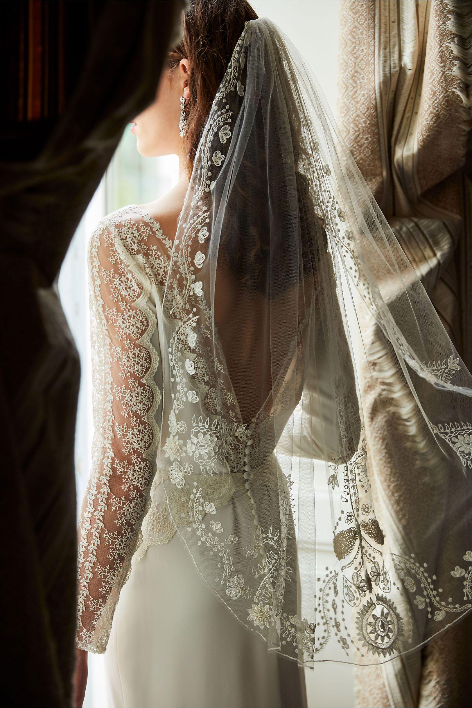 Bhldn ninette veil in bride veils u headpieces bhldn veils